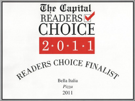 Capital Gazette Readers Choice Finalist Image